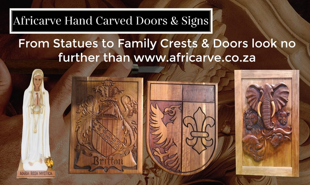 Africarve May 25th 2020 1 - Africarve Hand Crafted Doors and Church Furnishings