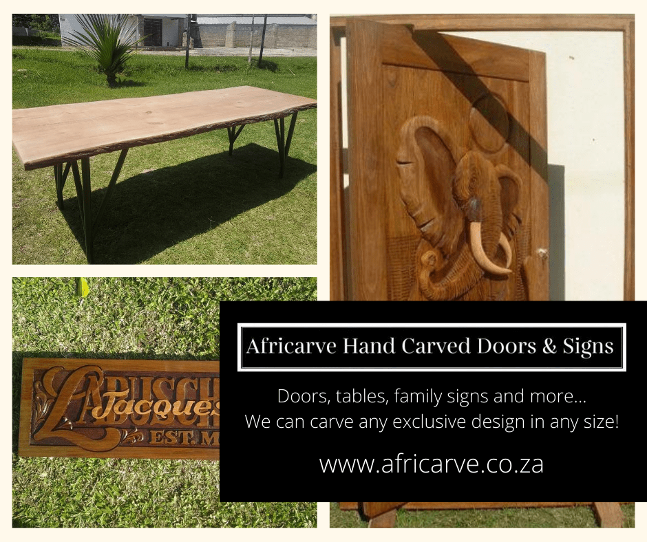 Africarve Aug 3rd 2020 - Africarve Hand Crafted Doors and Church Furnishings