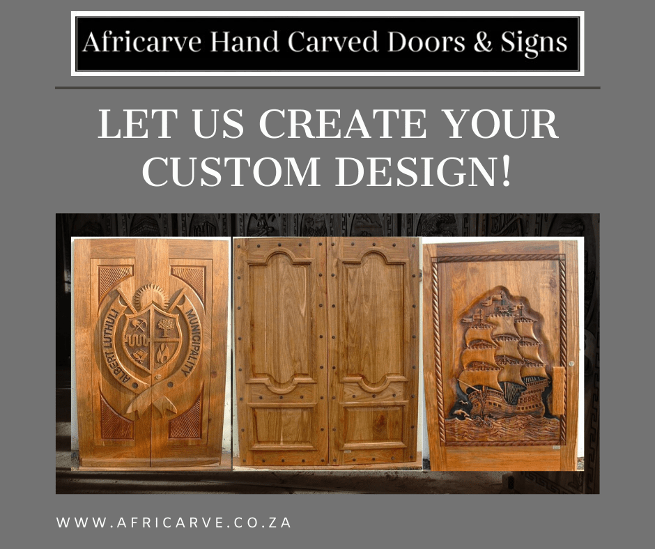 Africarve July 20th 2020 - Africarve Hand Crafted Doors and Church Furnishings