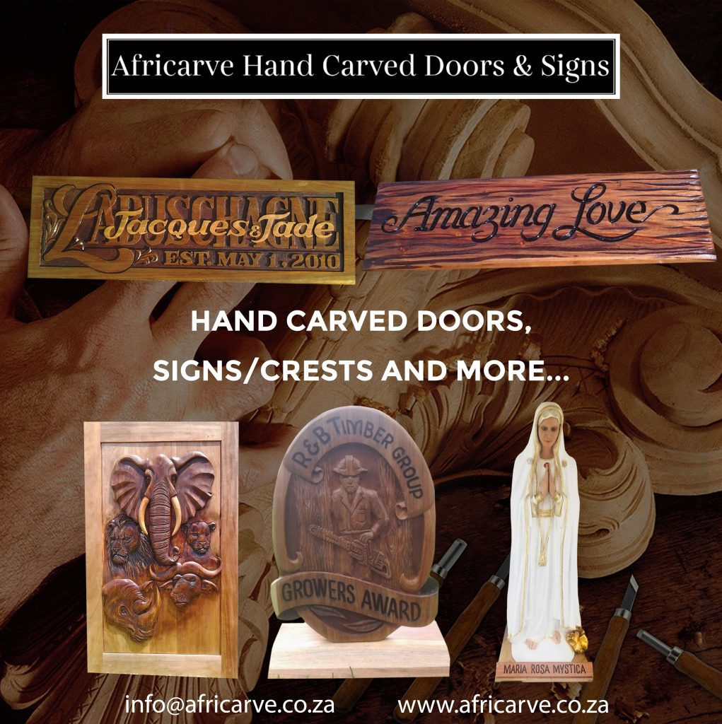 Africarve July 27th 2020 - Africarve Hand Crafted Doors and Church Furnishings