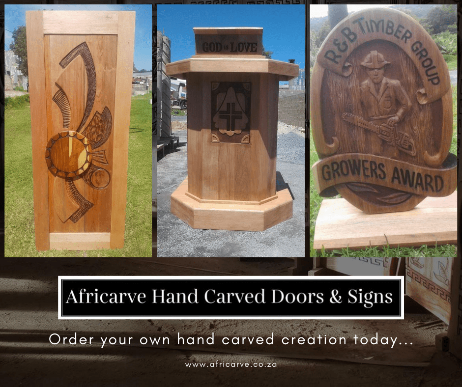 Africarve August 10th 2020 - Africarve Hand Crafted Doors and Church Furnishings