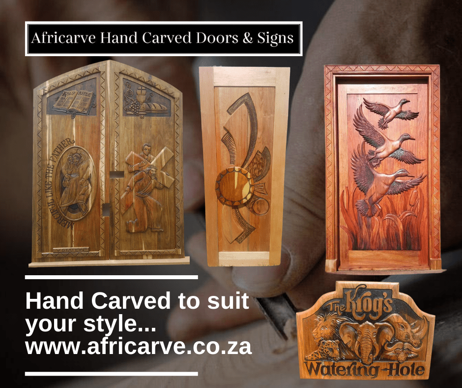Africarve August 24th 2020 - Africarve Hand Crafted Doors and Church Furnishings