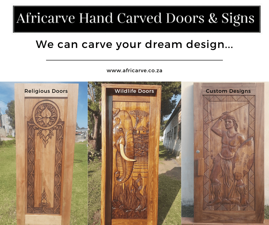 Africarve September 14th 2020 - Africarve Hand Crafted Doors and Church Furnishings