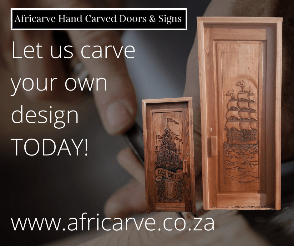 Africarve September 28th 2020 - Africarve Hand Crafted Doors and Church Furnishings