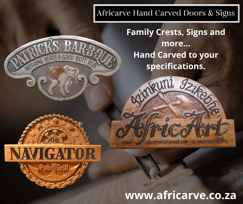 Africarve October 12th 2020 - Africarve Hand Crafted Doors and Church Furnishings