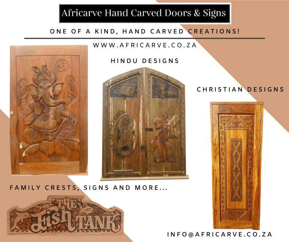 Africarve November 2nd 2020 - Africarve Hand Crafted Doors and Church Furnishings