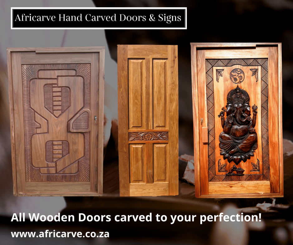Africarve 11th January 2021 - Africarve Hand Crafted Doors and Church Furnishings