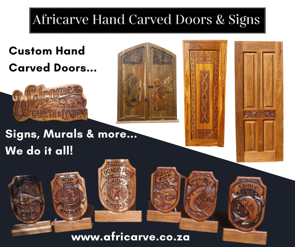Africarve 21st December 2020 - Africarve Hand Crafted Doors and Church Furnishings