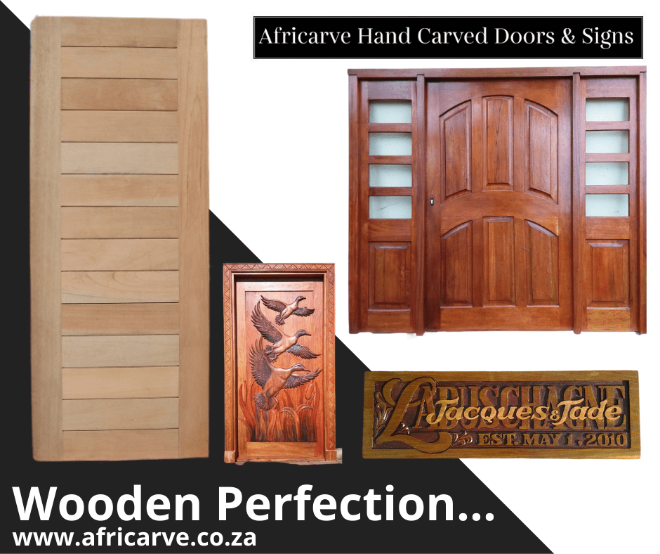 Africarve 25th January 2021 - Africarve Hand Crafted Doors and Church Furnishings