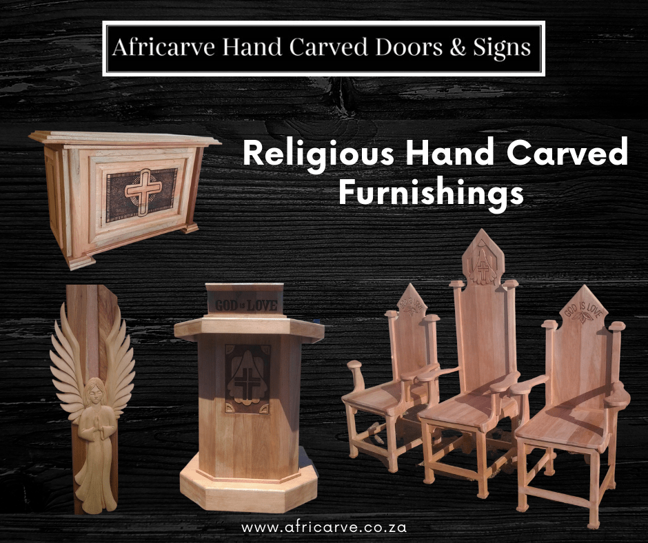 Africarve 7th December 2020 - Africarve Hand Crafted Doors and Church Furnishings